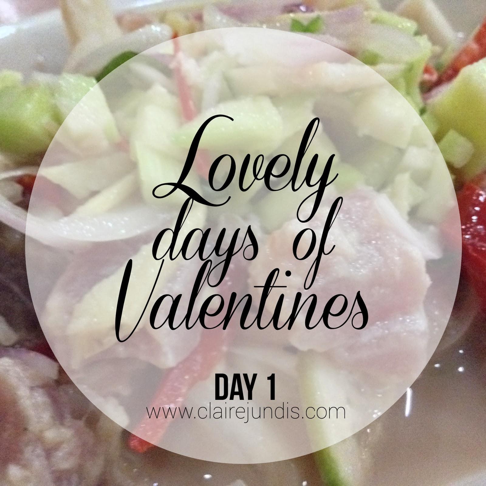 lovely valentines day 1