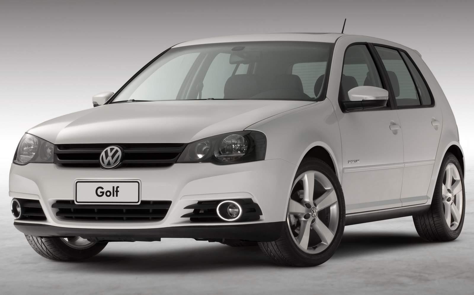 auto Novo Golf 2014