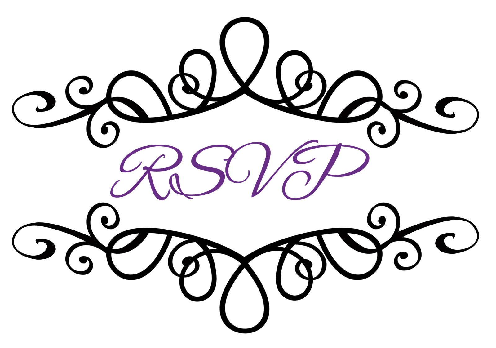 Rsvp tracking tips sparkling events amp designs