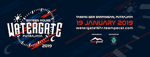 WaterGate 16 Hours 2019 - 19 January 2019