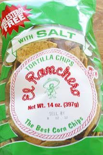 El Ranchero tortilla chips
