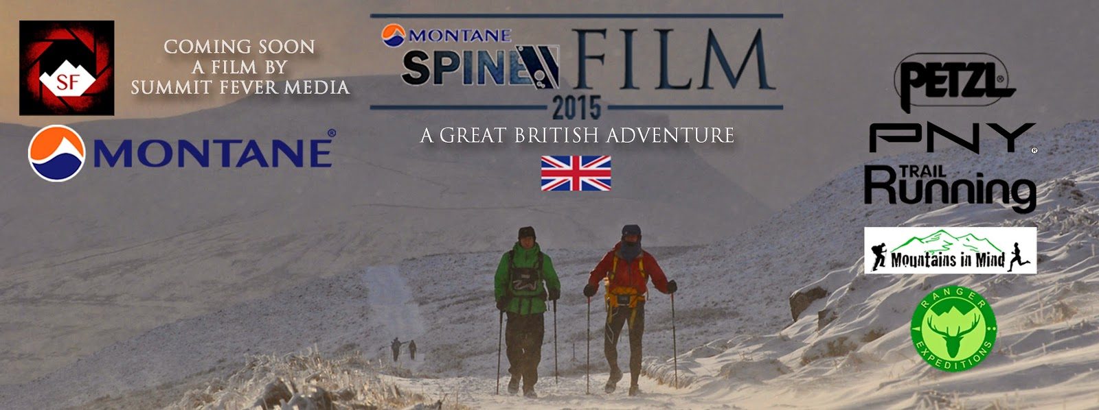 Pre Order The Montane Spine Race Film
