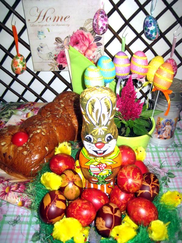 Uskrs - Ukrasavanje uskrsnjih jaja