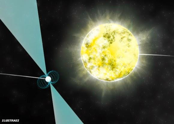 Berlian Seukuran Bumi Ini Merupakan Bintang Katai Putih Terdingin