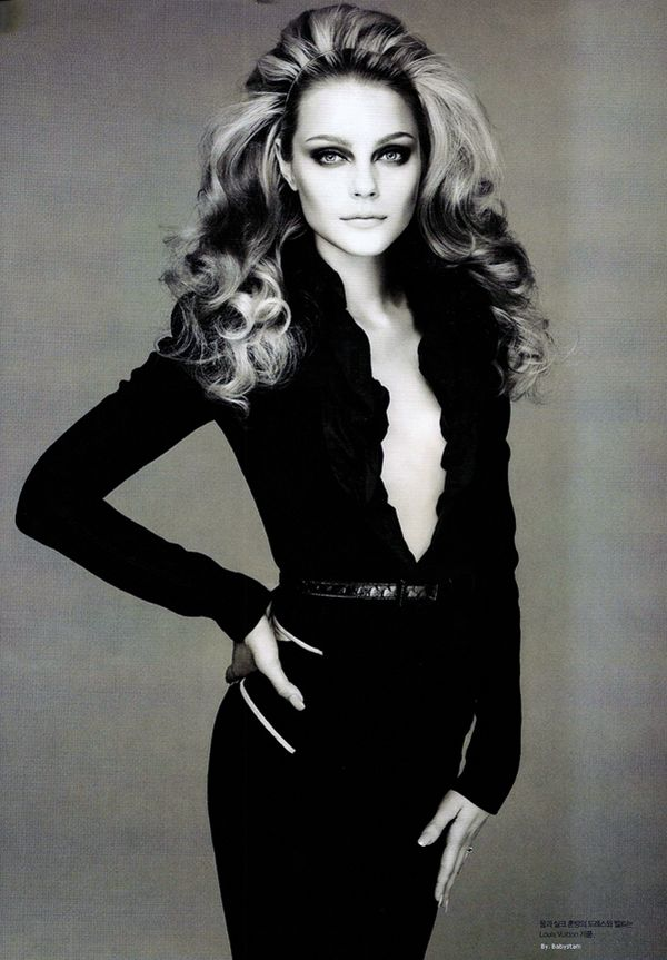 Jessica Stam Photoshoot Gallery