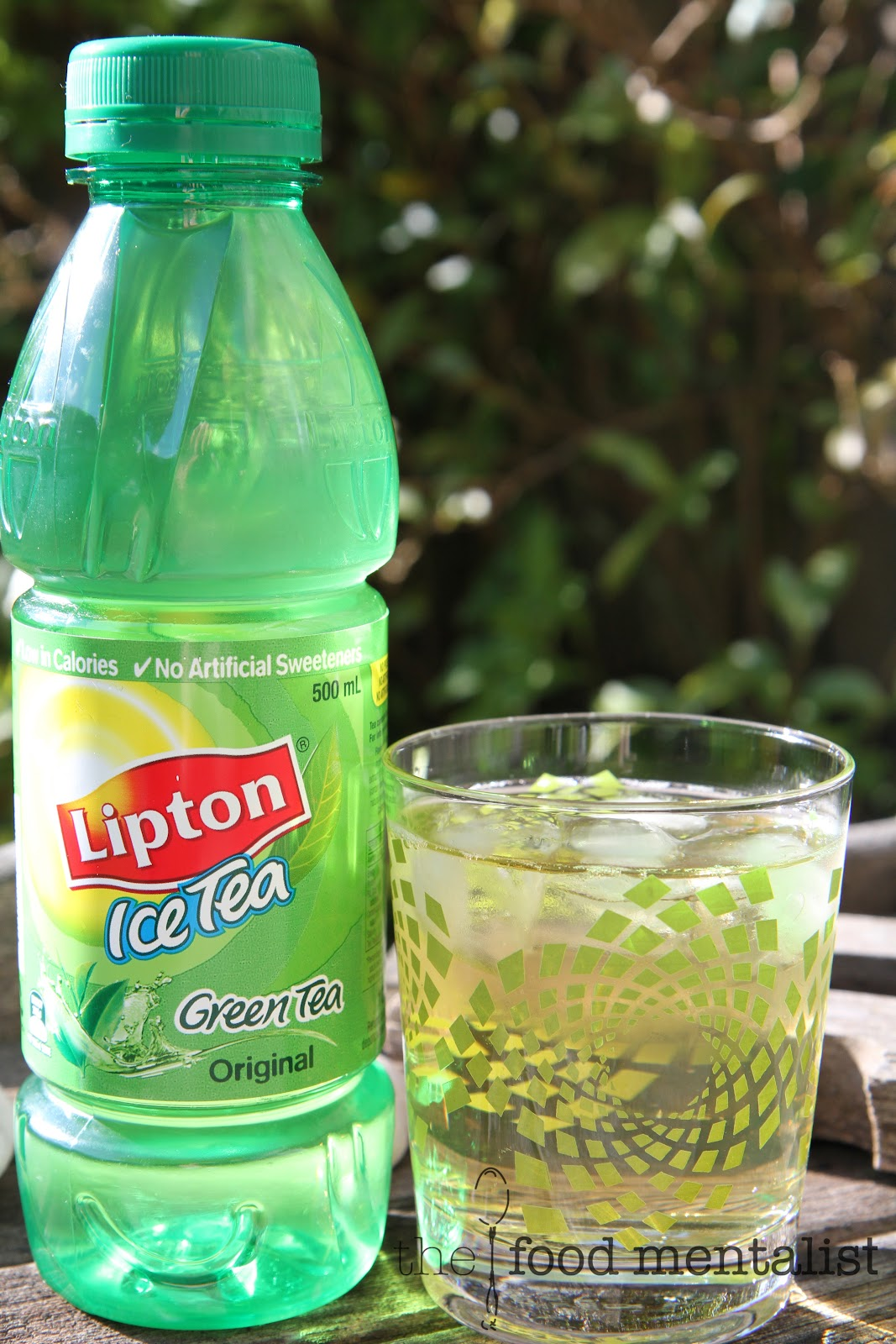win with lipton ice green tea