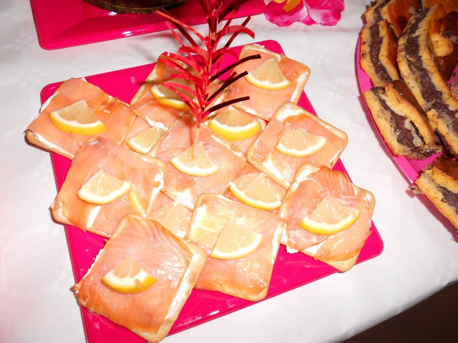 Mis recetas comida hecha en casa bocadillos para fiesta - Fiesta de cumpleanos en casa para ninos ...