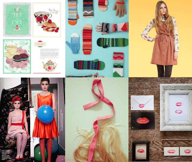 betty magazine spreadI mariana hodges for sparkyourprint.blogspot.com