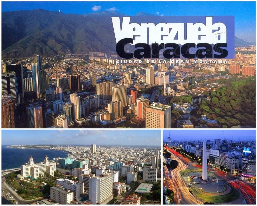 Venezuela en Tercer Lugar en Ranking para los Españoles.
