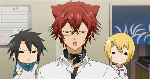 anime seperti gintama