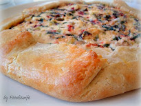 Swiss Chard Crostata