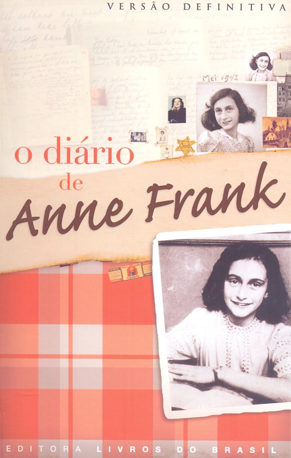 Livro Lido Comentado Llc Diário De Anne Frank