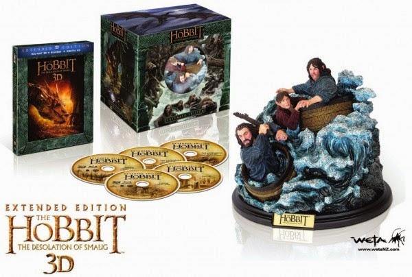Gift Set O Hobbit: A Desolação de Smaug