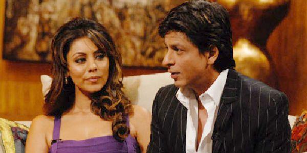 Biar Tak Cemburu, Shahrukh Khan Ajak Istri Dansa