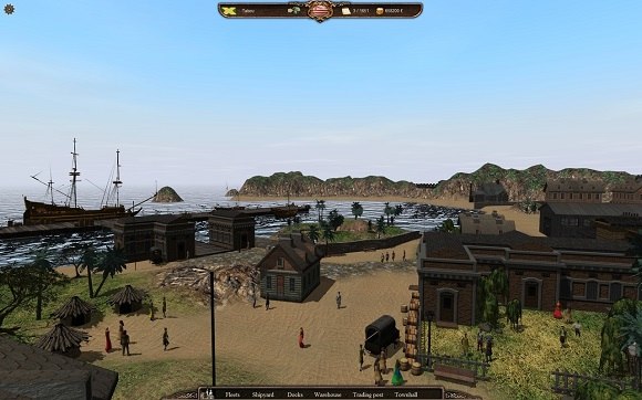 east india company collection pc game screenshot review gameplay 1 East India Company Collection PROPHET
