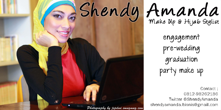 Make Up & Hijab Style by Shendy Amanda