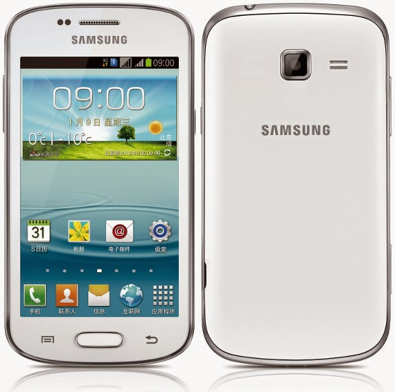 Samsung Galaxy Trend Duos Android Murah