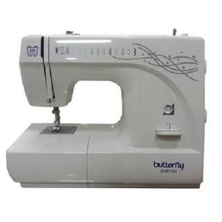 daftar harga mesin jahit butterfly bekas,jahit butterfly dinamo,manual,murah,jh8530a,jh 8190,second,5832a,