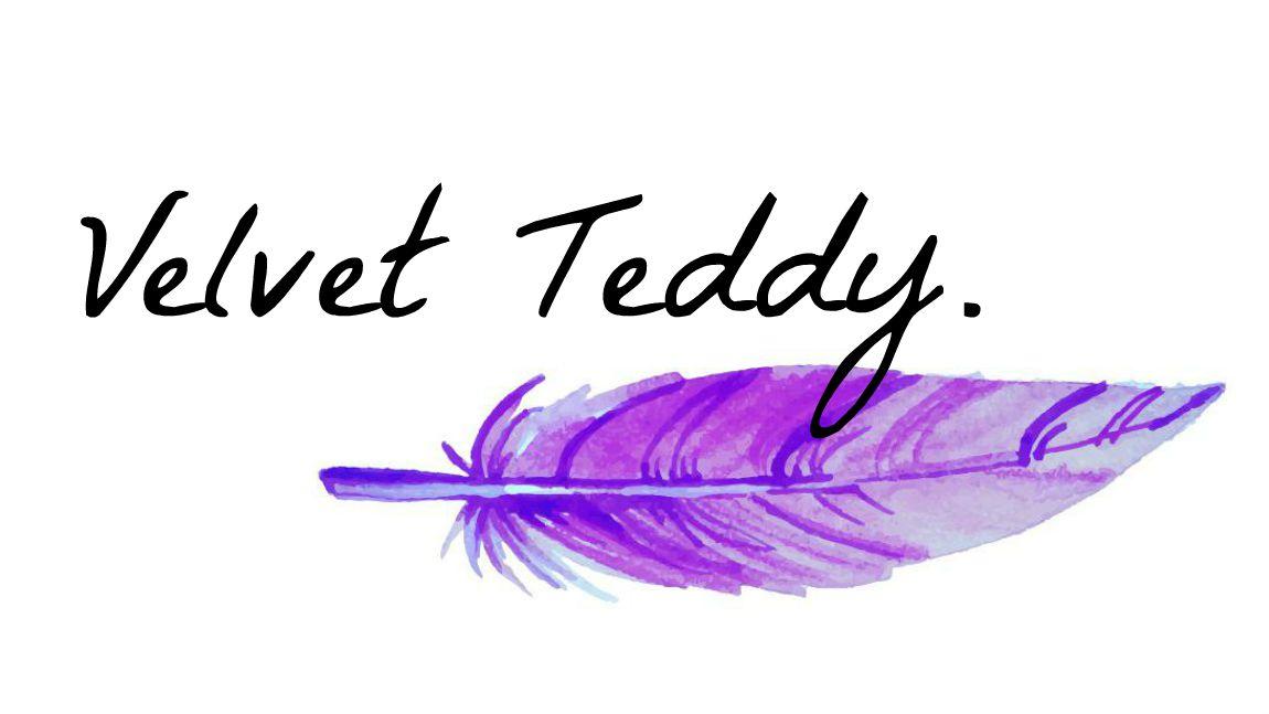 Velvet Teddy.