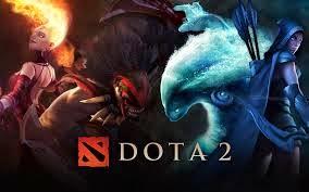 Game Online : Dota 2 Full