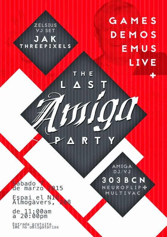 Amiga & Friends Last Party