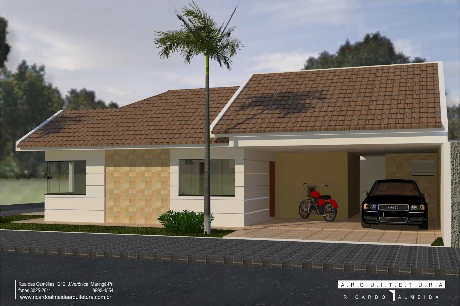 Casa jd paulista ii apartamentos de maringa programa for Modelos para casas