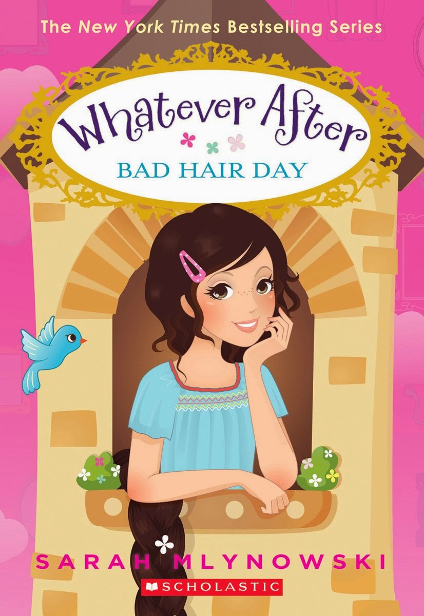 Whatever After: Bad Hair Day