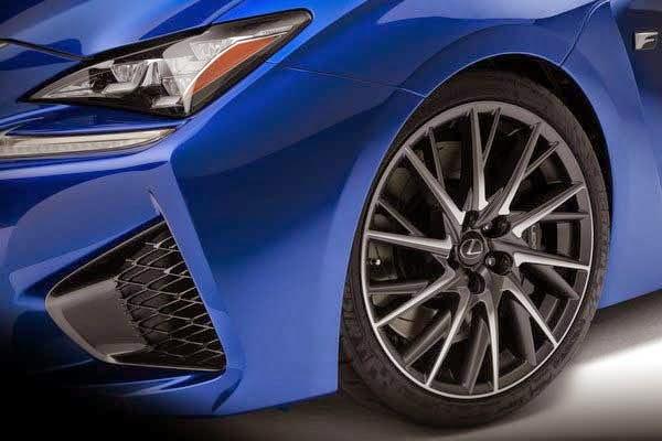 New 2015 Lexus RC F Review Concept
