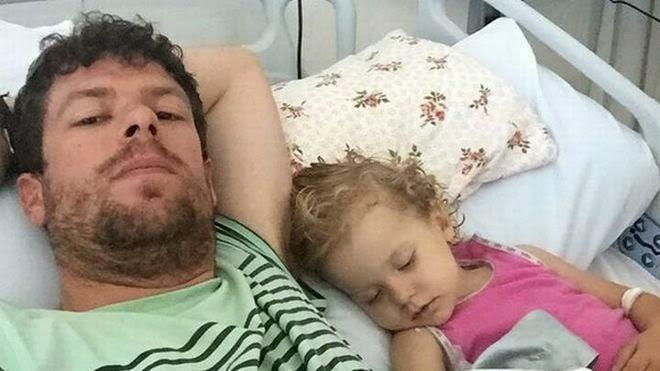 Έδωσε λάδι κάνναβης στην κόρη του που πάσχει από καρκίνο