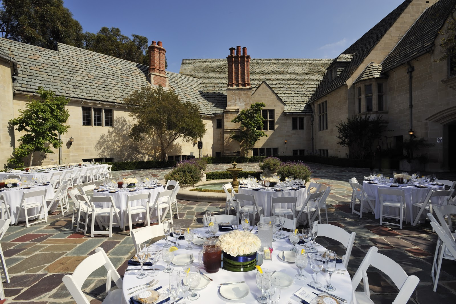 Choura Events: Greystone Mansion Wedding