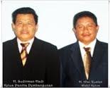 Ketua dan Wakil Ketua Pembangunan Masjid Thoyyibah