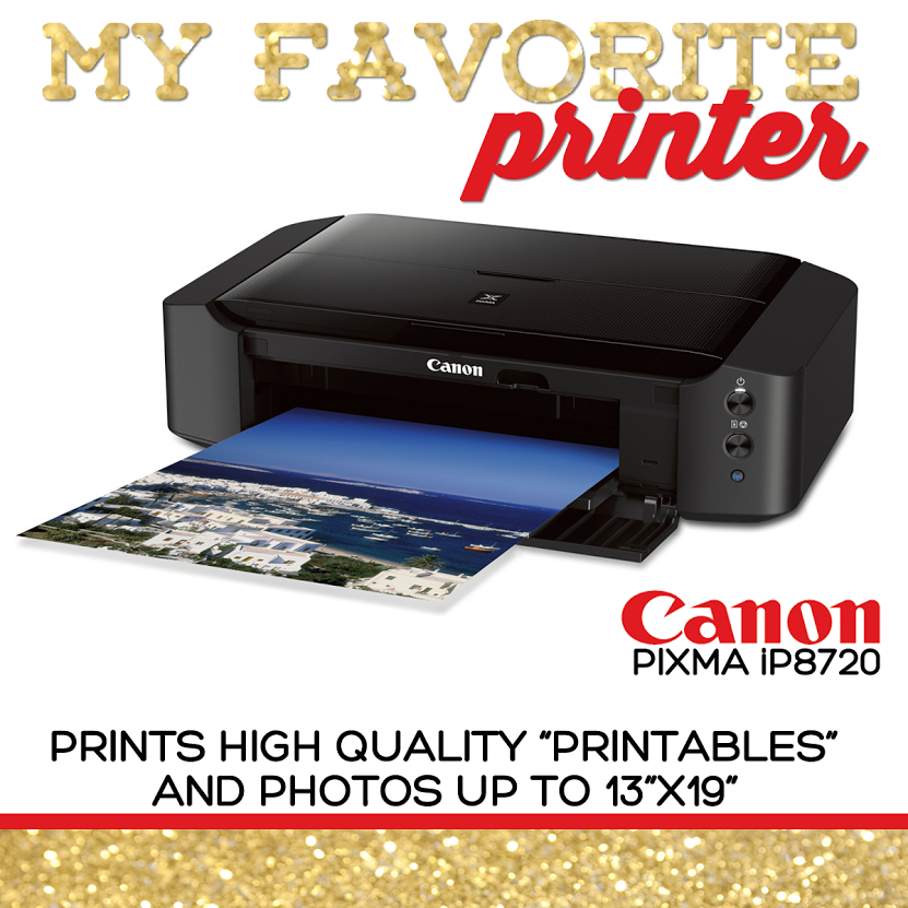 My Favorite Printer, Dudes!