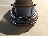 New Kia Cee'd Facelift