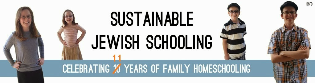 Sustainable Jewish Schooling