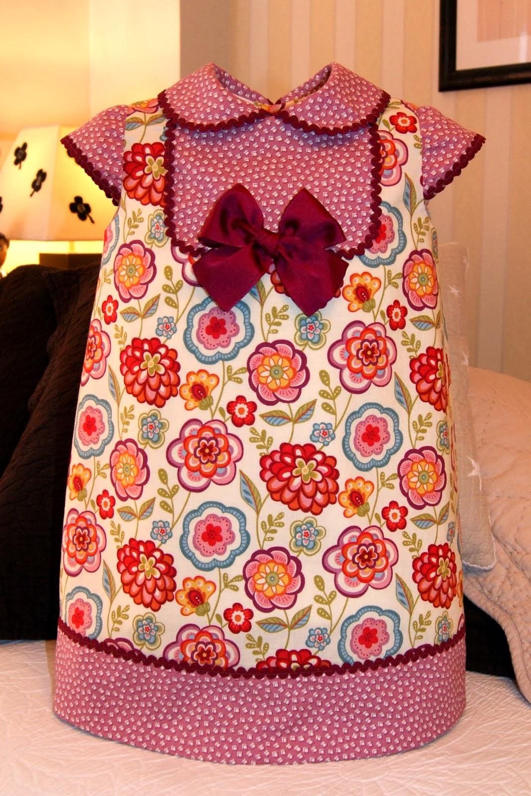 Vestido Deco Flowers