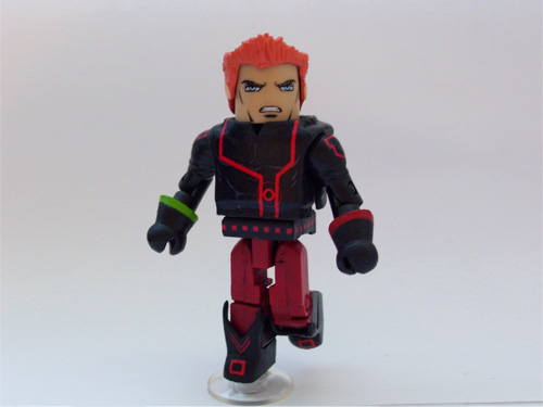 Red Lantern Guy Gardner Minimate