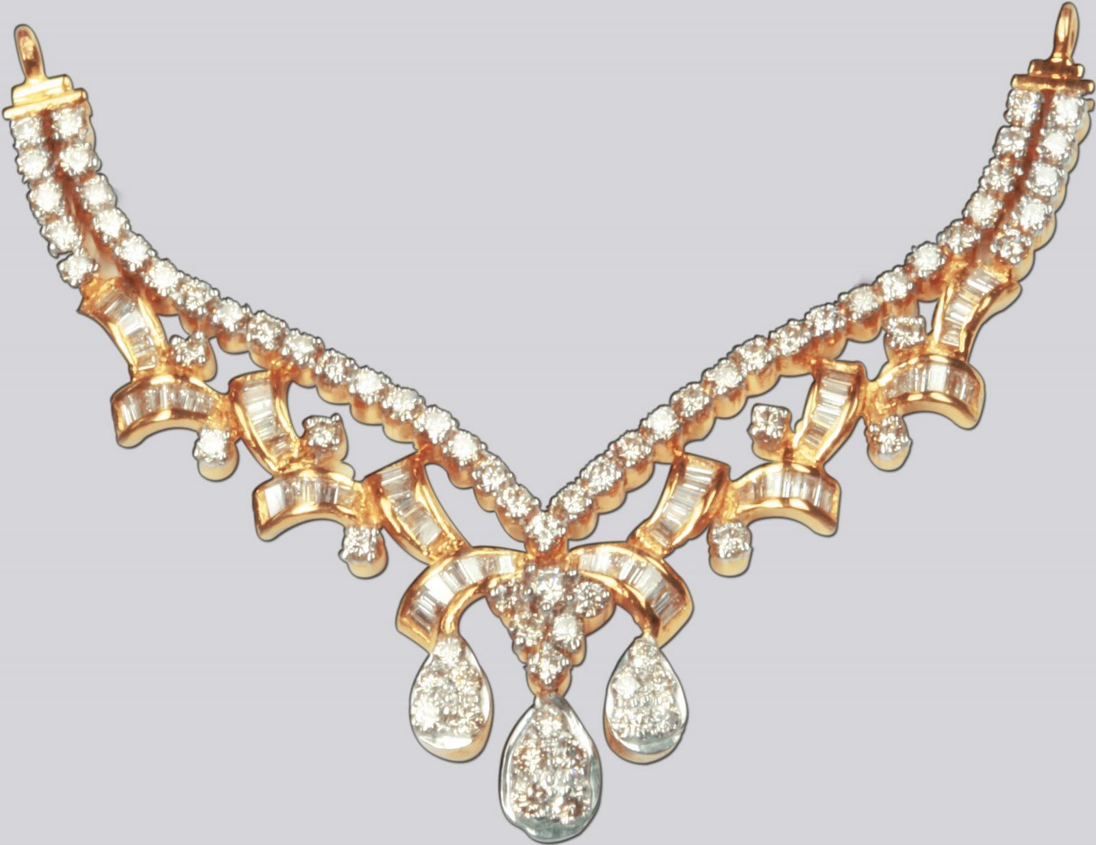 Gold Diamond Jewellery