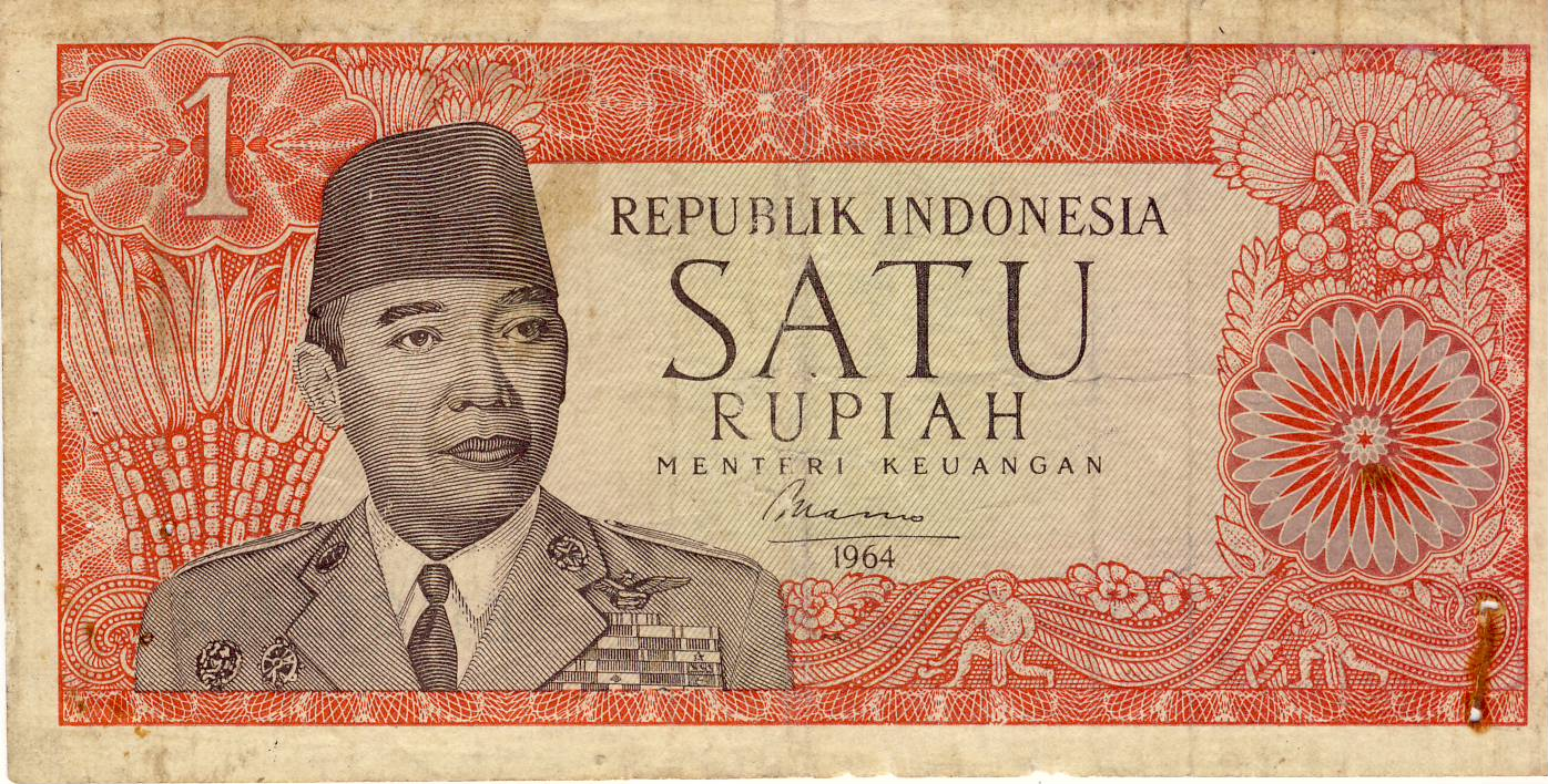 1 Indonesian Rupiah Strongest Currency Of The World