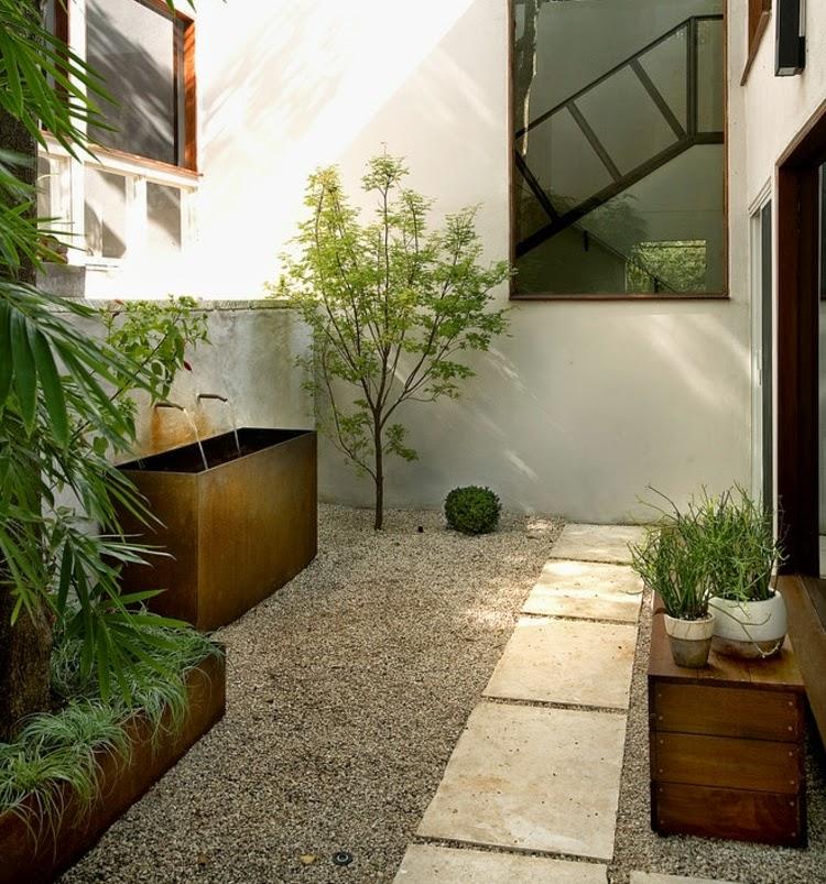 Modern Garden Design Examples 21