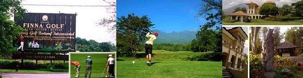 Infomasi seputar lapangan golf di Jawa Timur Finna golf & Country Golf