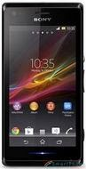 HP SONY Xperia M [C1905] - Black