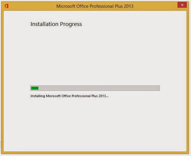 cara  microsoft office 2013 professional