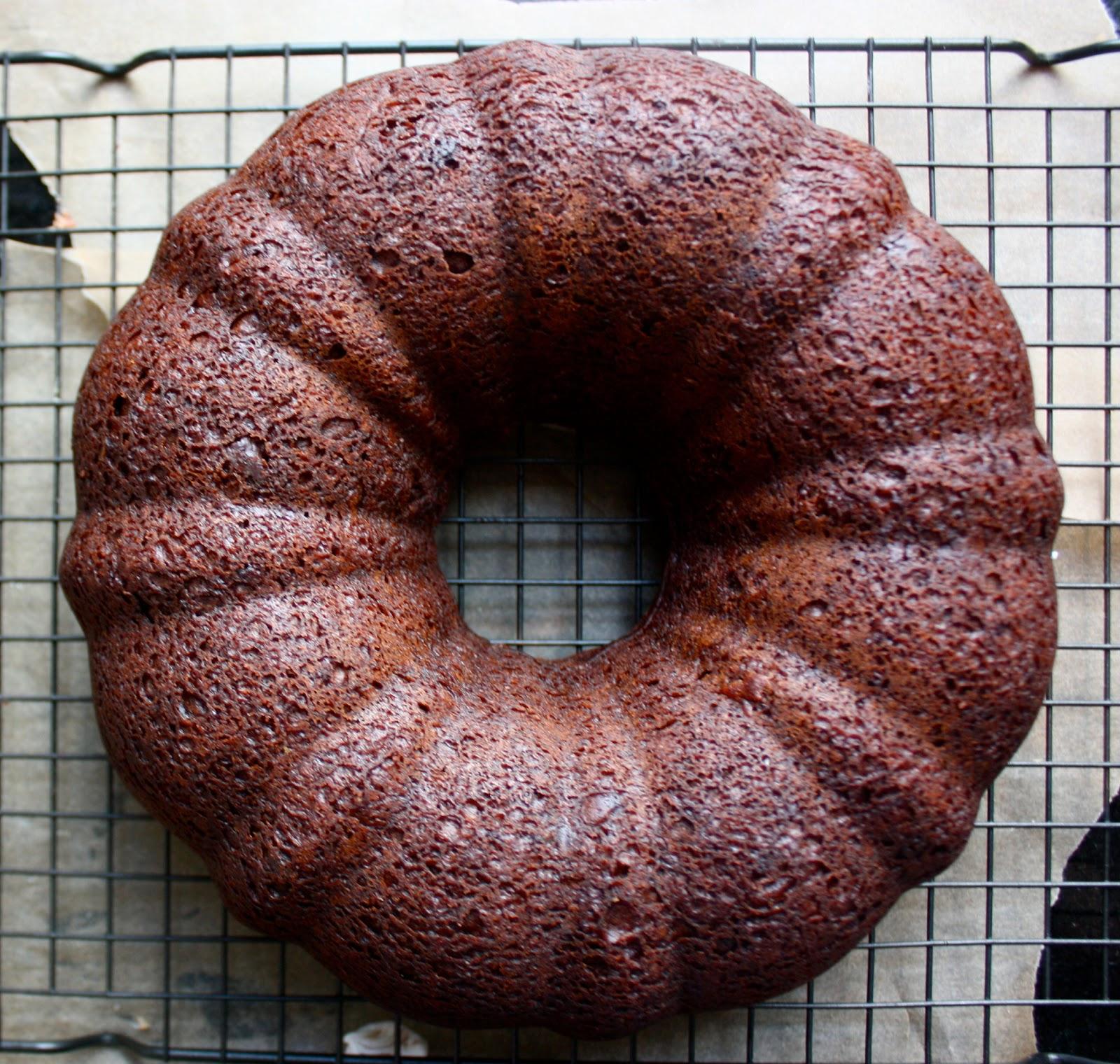 Cannella Vita: too much chocolate cake