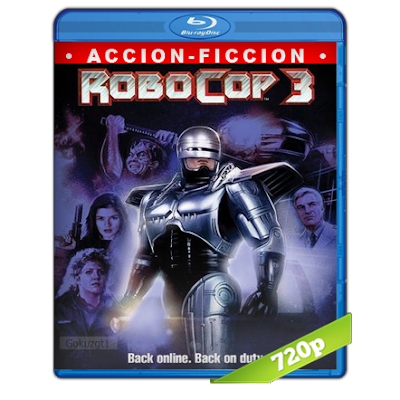 RoboCop 3 (1993) BRRip 720p Audio Trial Latino-Castellano-Ingles 5.1