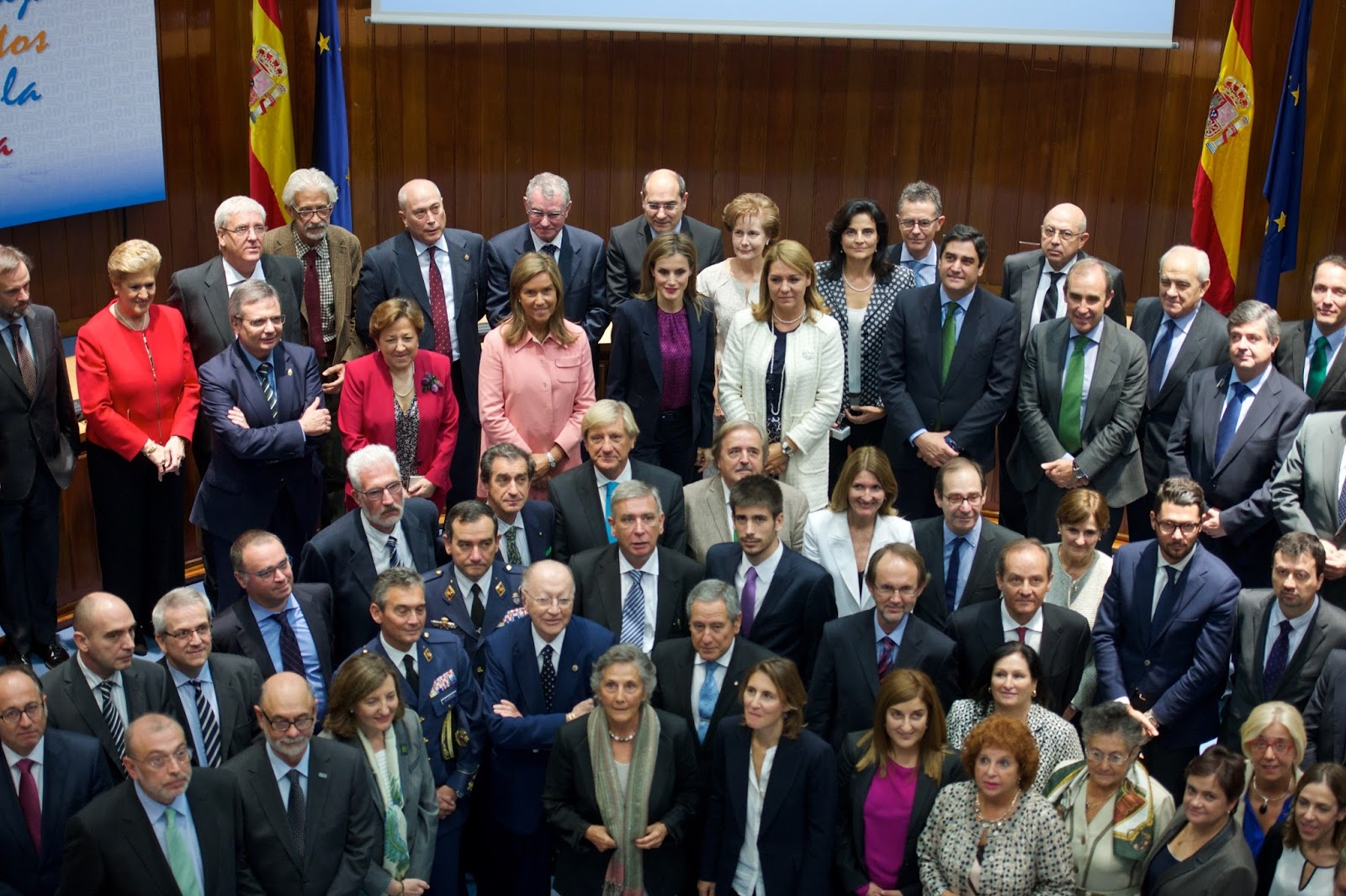 25th Anniversary Ceremony of the Spanish National Transplant