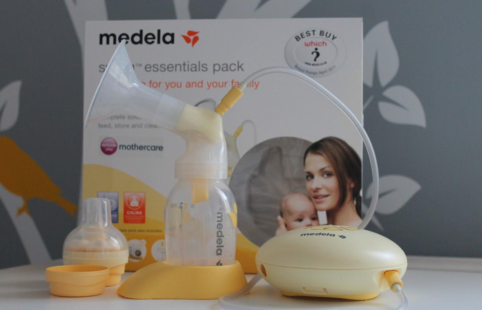 Medela Electric Swing Breast Pump Essentials Kit vs Medela Harmony Manual Breast Pump