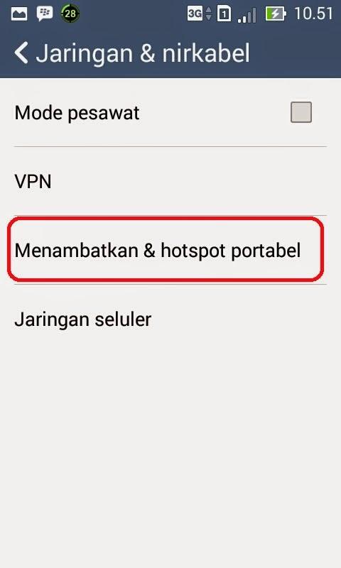 Cara Membuat Hotspot Wifi Android - ID Files