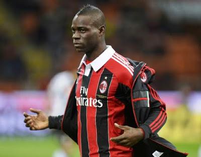 Agen Bola Terpercaya - Gol Tunggal Mario Balotelli Setelah Lama Absen Menangkan AC Milan Atas Alessandria.