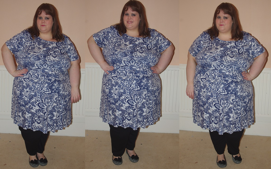 The Not So Secret Diary of a Wannabe Princess: Plus Size Party ...