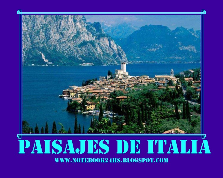 "THE BEAUTY AND ROMANTIC ""ITALY"